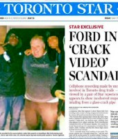 Rob Ford - Toronto Mayor